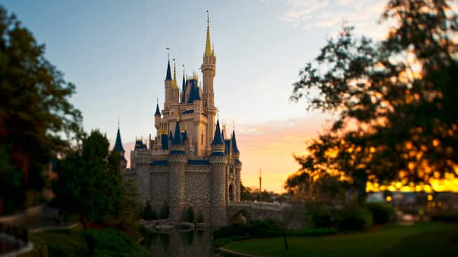 Cinderella Castle   Walt Disney World Resort