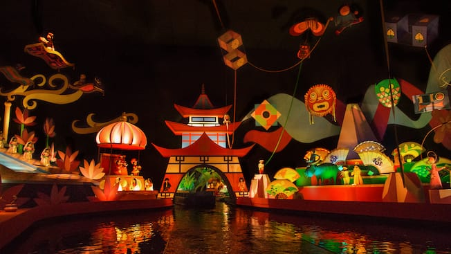 Bilderesultat for it's a small world disney