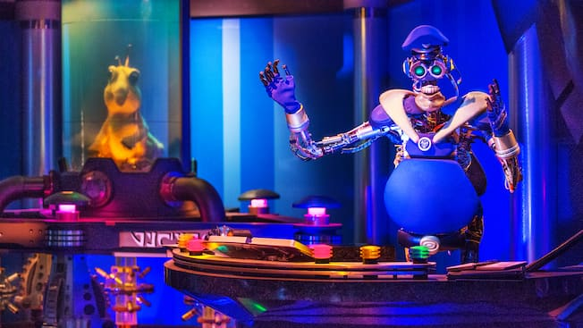 Stitch S Great Escape Show Walt Disney World Resort