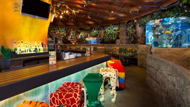 Rainforest Cafe Lunch Menu Disney Springs