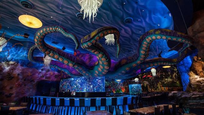 T Rex Restaurant Walt Disney World Resort