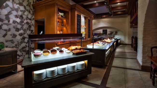 Typhoon H Pro >> Akershus Royal Banquet Hall | Walt Disney World Resort