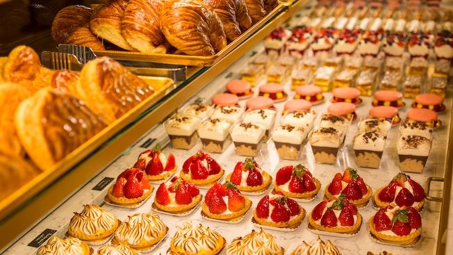 Les Halles Boulangerie & Patisserie Walt Disney World Resort
