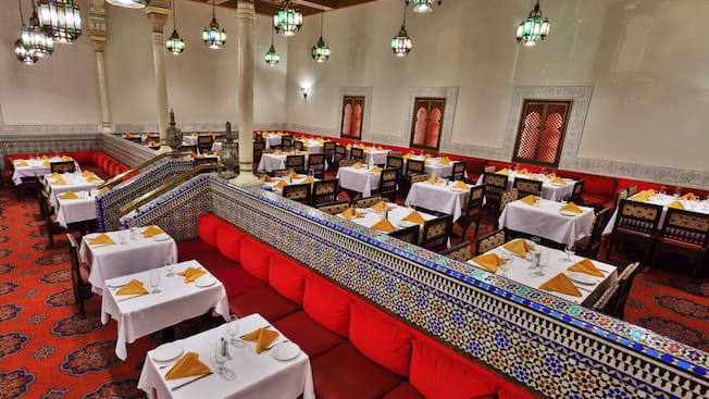 Restaurant Marrakesh |...