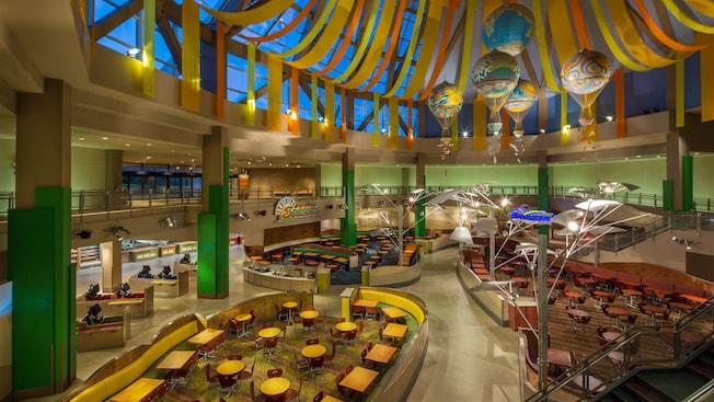 Magic Kingdom Extra Magic Hours Food