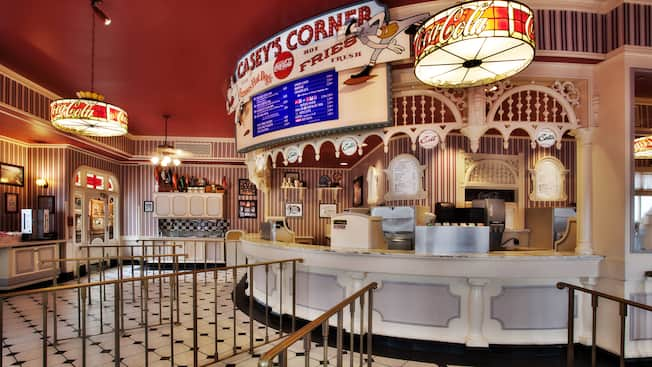 Image result for Casey's Corner disney world