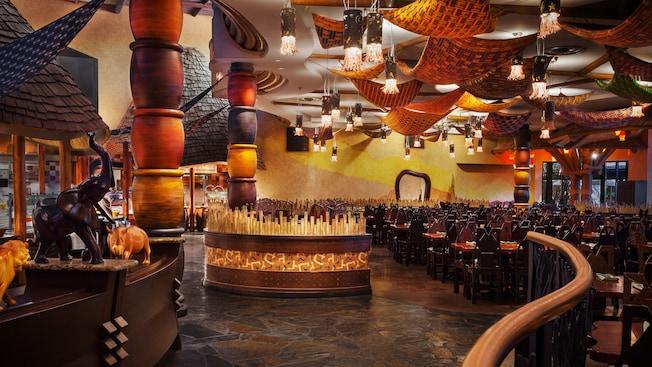 Boma Flavors Of Africa Walt Disney World Resort