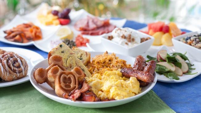 Cape May Cafe Walt Disney World Resort