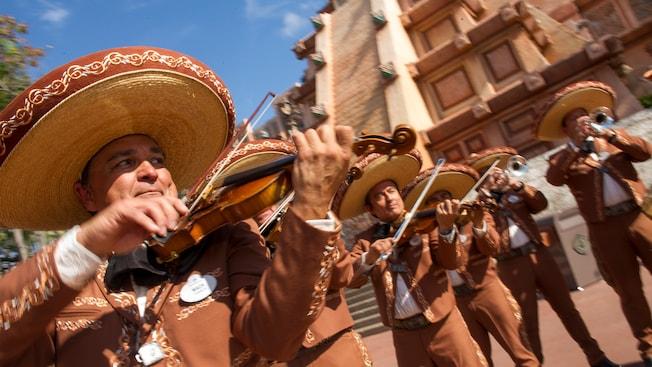 Mariachi Cobre Walt Disney World Resort