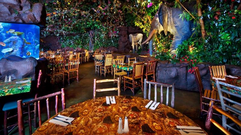 Rainforest Cafe® at Disney