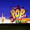 Logo géant pour Disney's Pop Century Resort