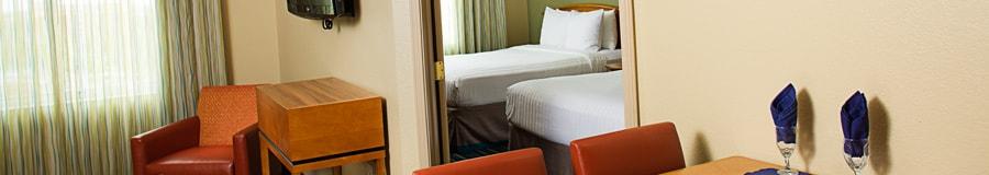 Habitación de Residence Inn Anaheim Resort Area Garden Grove