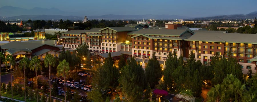 Disney's Grand California Hotel and Spa