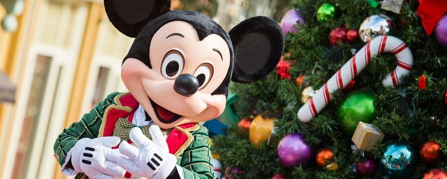 Mickey's Very Merry Christmas Party | Walt Disney World Resort