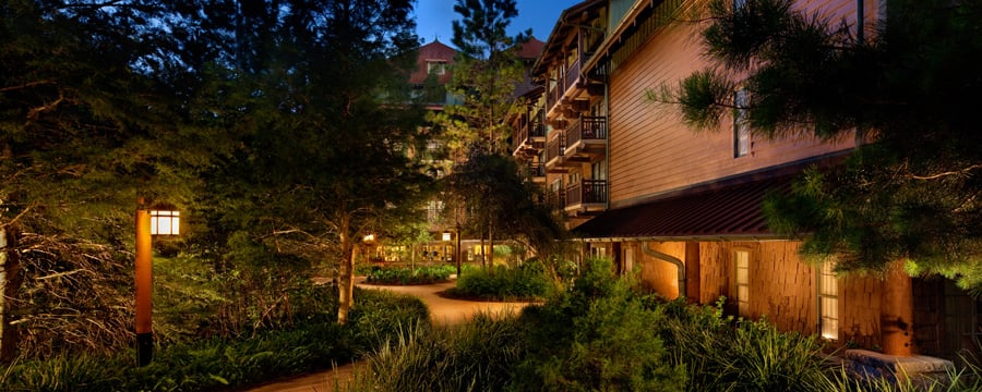 Boulder ridge villas at disney 39 s wilderness lodge walt for Villas wilderness lodge
