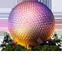 Icono de geoesfera