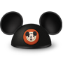 A Mickey Ears icon