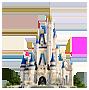Ícone do Cinderella Castle