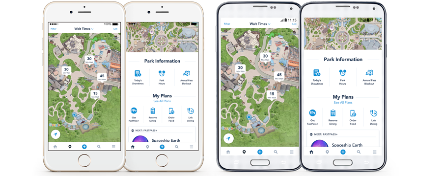 My Disney Experience Mobile App | Walt Disney World Resort