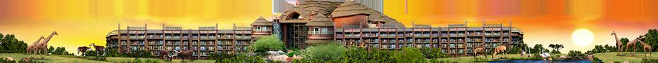 Disney's Animal Kingdom Villas – Jambo House